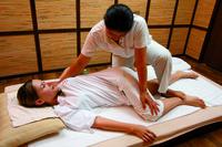 Taizemes masāžas apmācība.